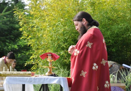 Feast Day 2012 (Vespers & Liturgy)