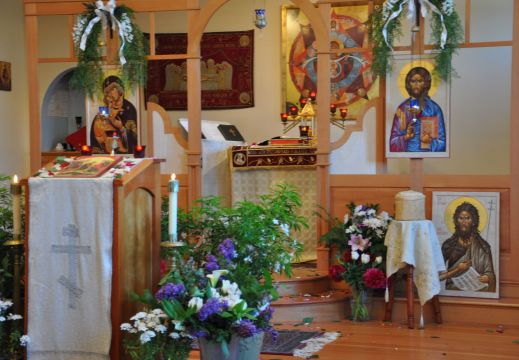 Pascha 2013: Agape Vespers and Picnic